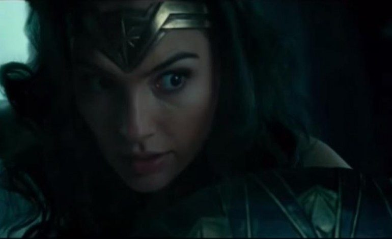 First 'Wonder Woman' Footage Shows the Amazonian Princess in Action