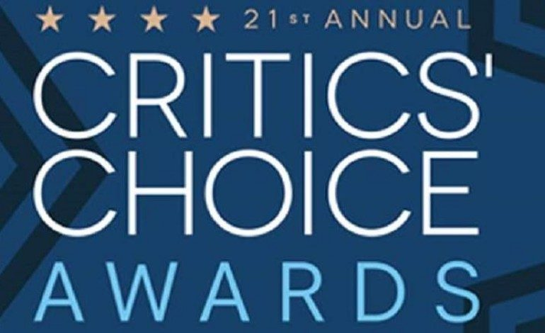21st Critics' Choice Award Winners
