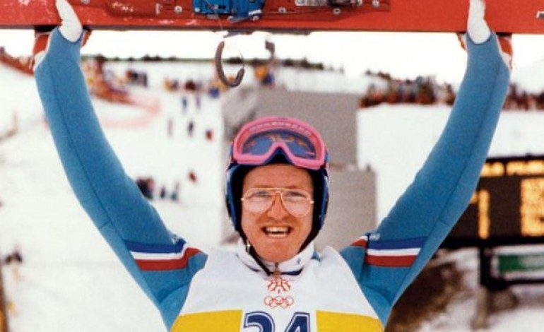 Movie Review – 'Eddie The Eagle'