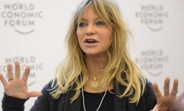 Goldie Hawn in Talks to Return to the Screen...Playing Amy Schumer's Mother