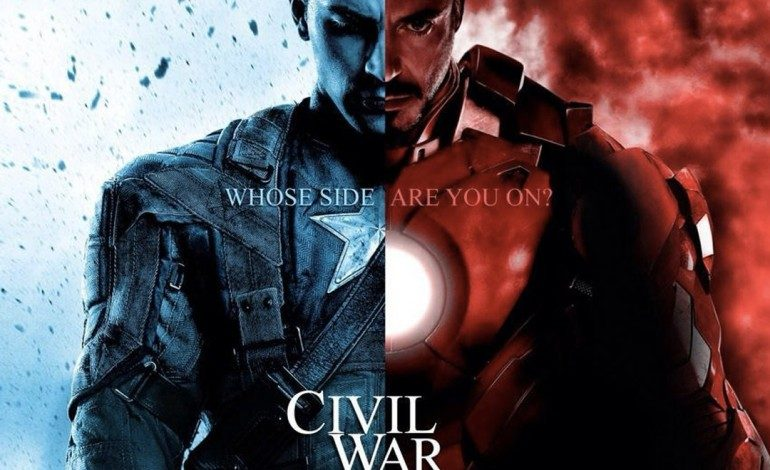 'Captain America: Civil War' Debut Super Bowl Spot