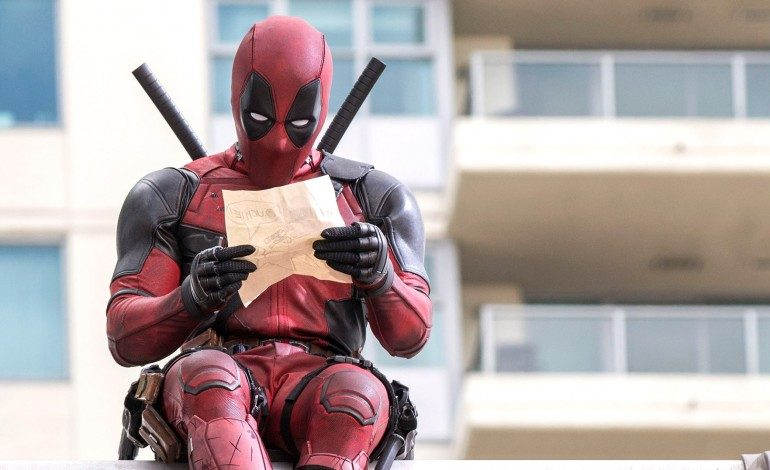 A Super Bowl Appearance From 'Deadpool'