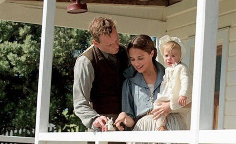 First Trailer Arrives for 'The Light Between Oceans'