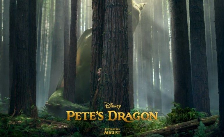Watch the First Trailer for 'Pete's Dragon'
