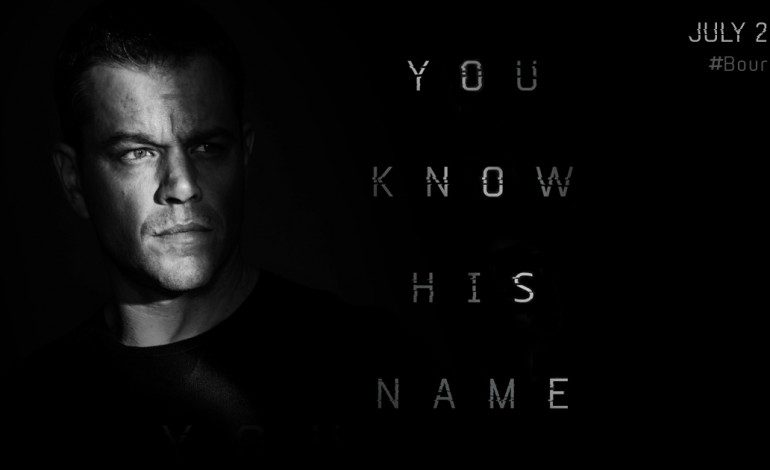 Super Bowl 50 Offers First Tease of 'Jason Bourne'