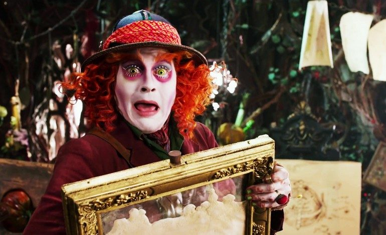 New 'Alice Through The Looking Glass' Trailer Pokes Fun At Daylight Savings Time
