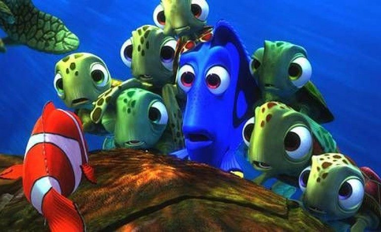 Check Out the New Trailer For 'Finding Dory'