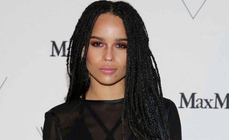 Actress Zoë Kravitz Can Do It All