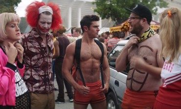 New Poster For 'Neighbors 2: Sorority Rising' Shows Rogen And Moretz Facing Off