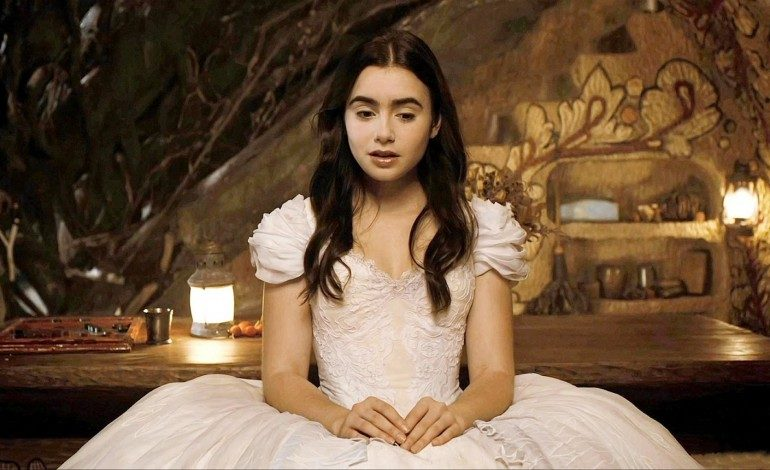 Lily Collins to Play Wife in Biopic 'Tolkien'