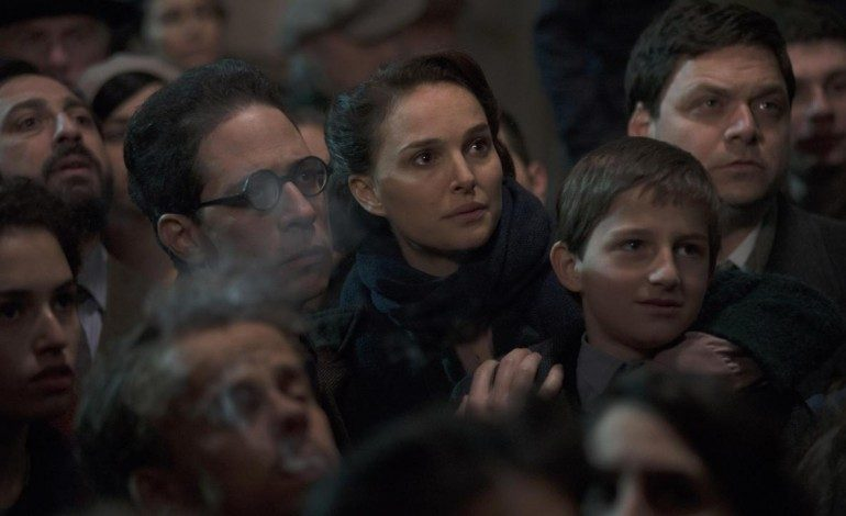 Focus World Acquires Natalie Portman's 'A Tale of Love and Darkness'