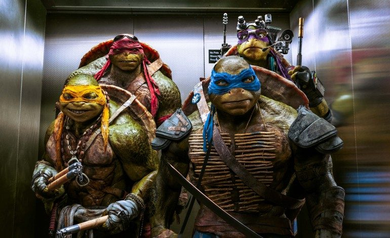 New 'Teenage Mutant Ninja Turtles: Out of the Shadows' Trailer Brings More Vibrant Action