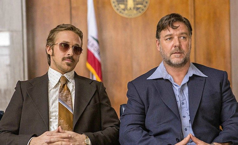 "Watch the Latest Trailer for ""The Nice Guys."""