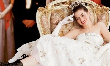 Anne Hathaway and Garry Marshall are in for 'Princess Diaries 3'