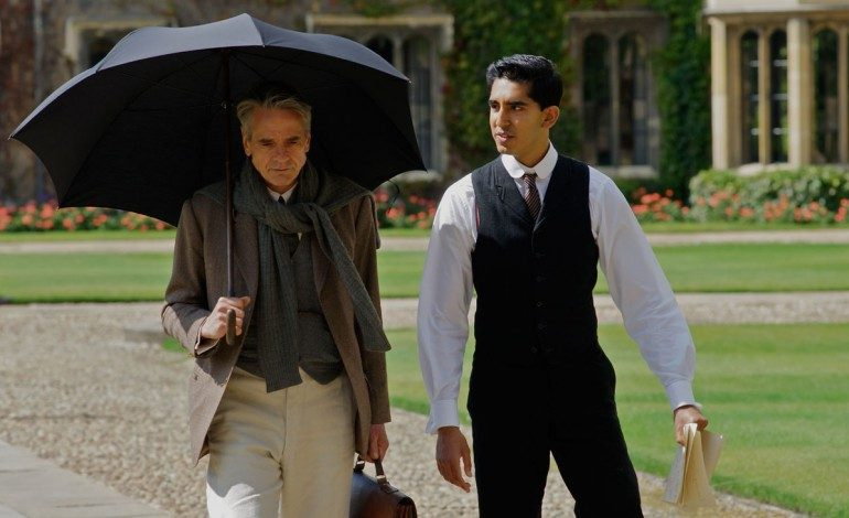 """Dev Patel to Star as Indian Mathematician in """"The Man Who Knew Infinity"""""""