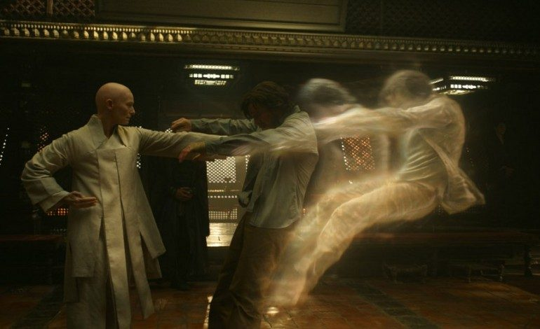 'Doctor Strange' Screenwriter Discusses Changes For The Ancient One