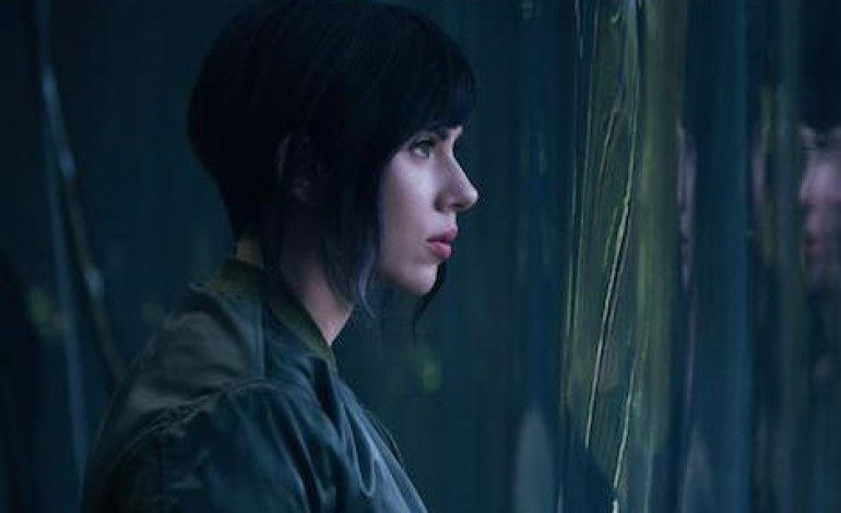 Check Out the First Photo of Scarlett Johansson in 'Ghost in the Shell'