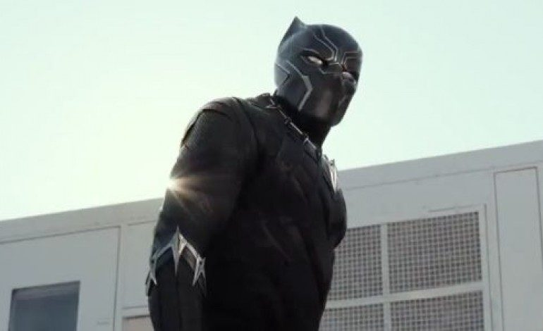 It's Team Iron Man vs. Bucky in New Clip From 'Captain America: Civil War'