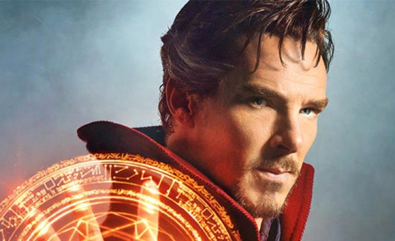 Rumble in Manhattan: Check Out New 'Doctor Strange' Set Photos