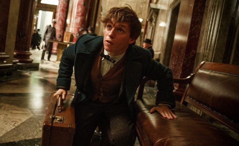 Check Out the Latest Trailer for 'Fantastic Beasts and Where to Find Them'