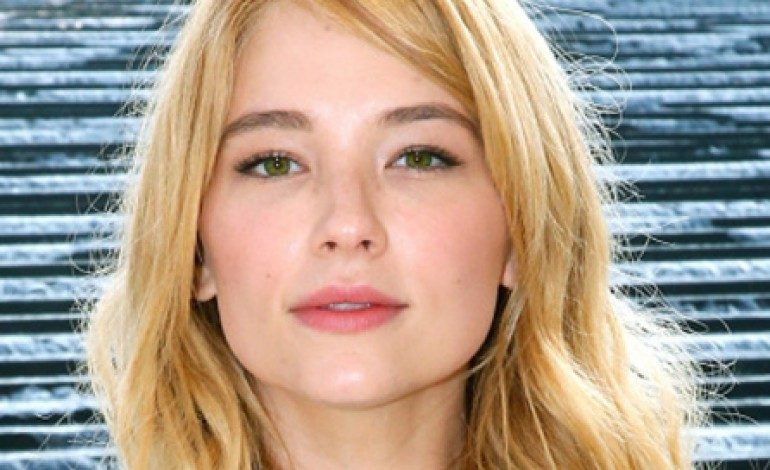 Here Comes Actress Haley Bennett