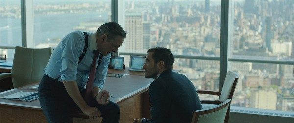 "(From L-R): Chris Cooper as ""Phil"" and Jake Gyllenhaal as ""Davis"" in DEMOLITION. Photo Courtesy of Fox Searchlight. © 2016 Twentieth Century Fox Film Corporation All Rights Reserved"