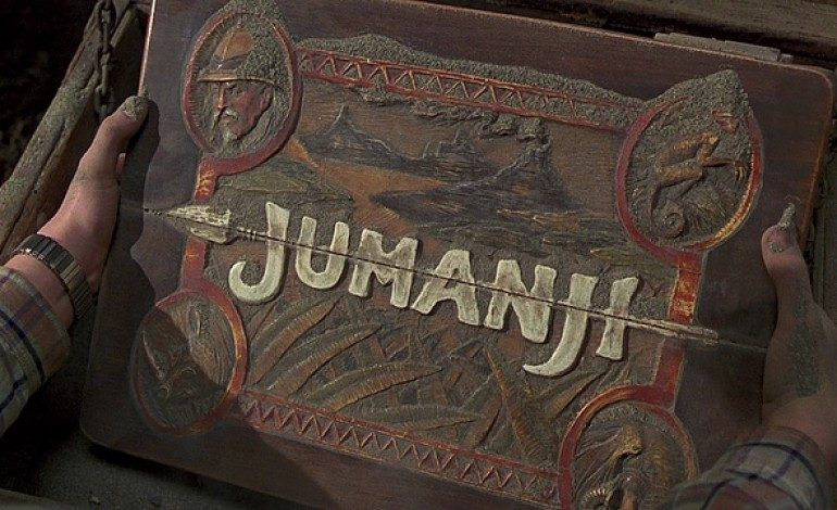 'Jumanji' Remake On the Way with Dwayne Johnson and Kevin Hart in Talks to Star