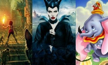 Disney Announces Nine Live Action Films Including 'Maleficent 2' and 'The Jungle Book 2'