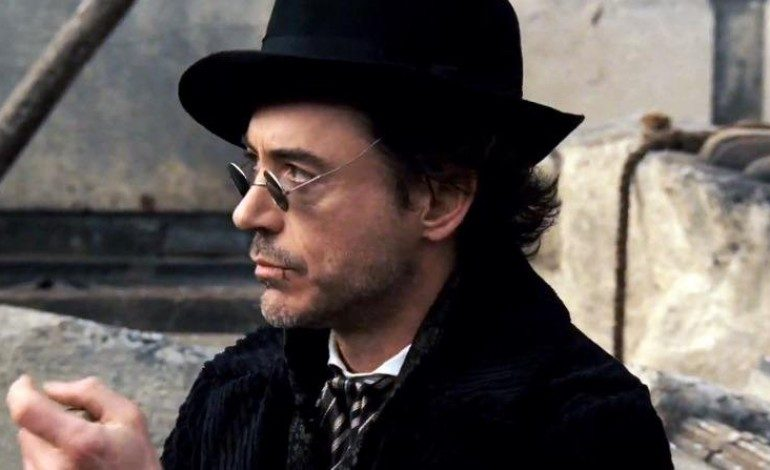 Robert Downey, Jr. Says Production On 'Sherlock Holmes 3' Could Start This Year