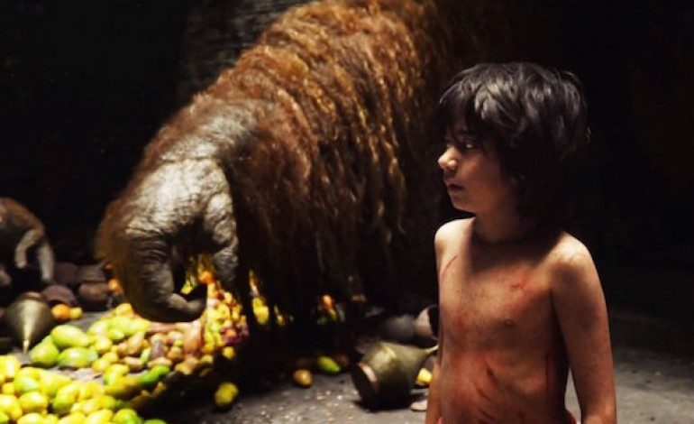 Watch the Jungle Book IMAX Featurette