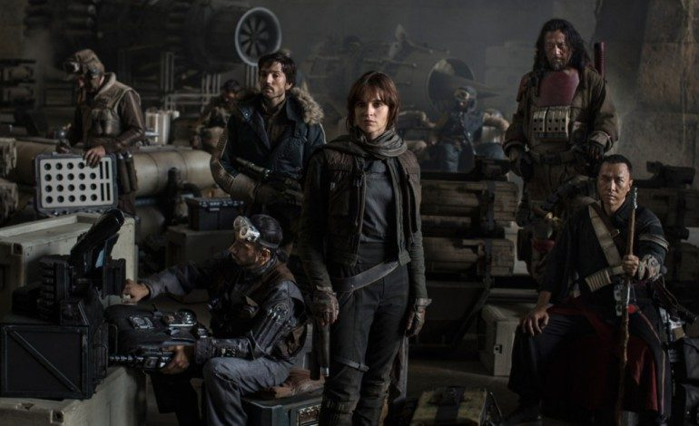 It's Time For A Massive Rebellion In 'Rogue One: A Story Wars Story' Trailer