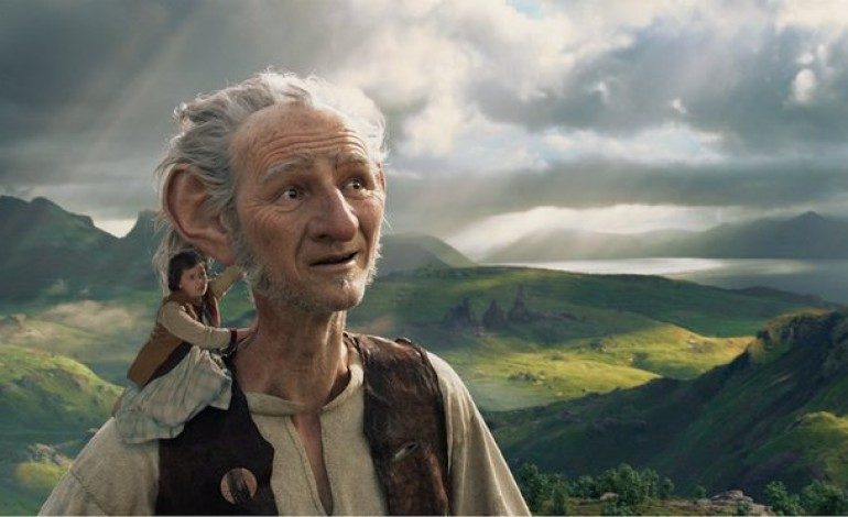 New Trailer For Steven Spielberg's 'The BFG' Released After Cannes Premiere