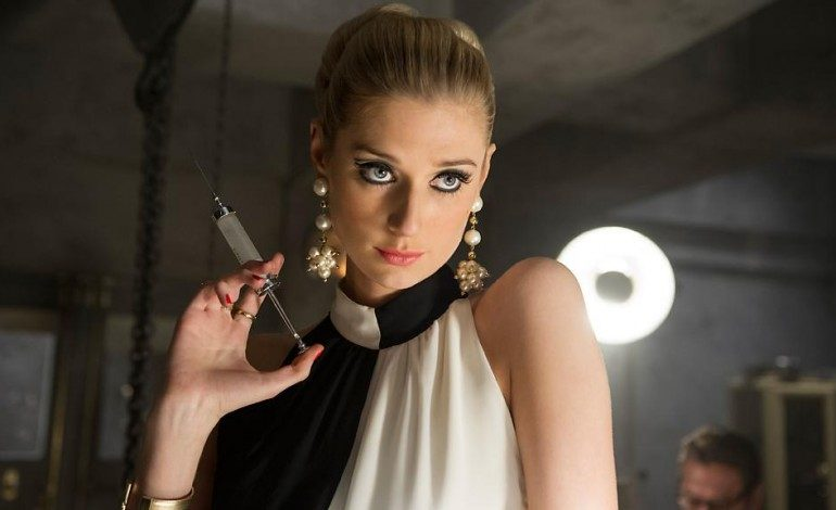 Elizabeth Debicki to Co-Star with Simon Baker in His Film Directorial Debut 'Breath'