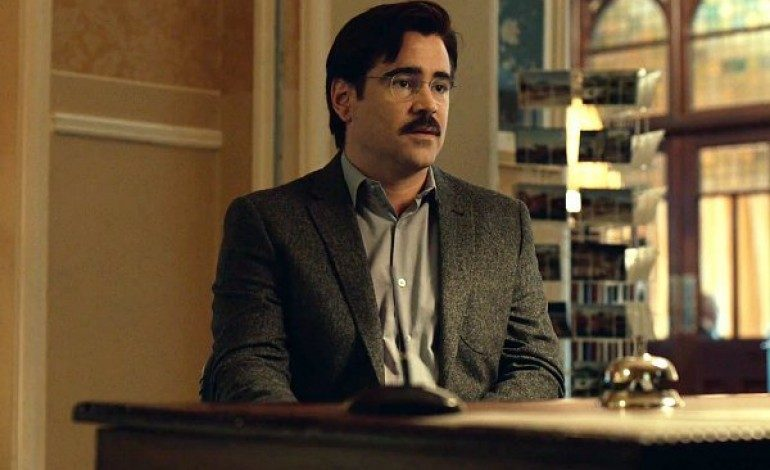 Colin Farrell to Reunite with 'The Lobster' Director Yorgos Lanthimos