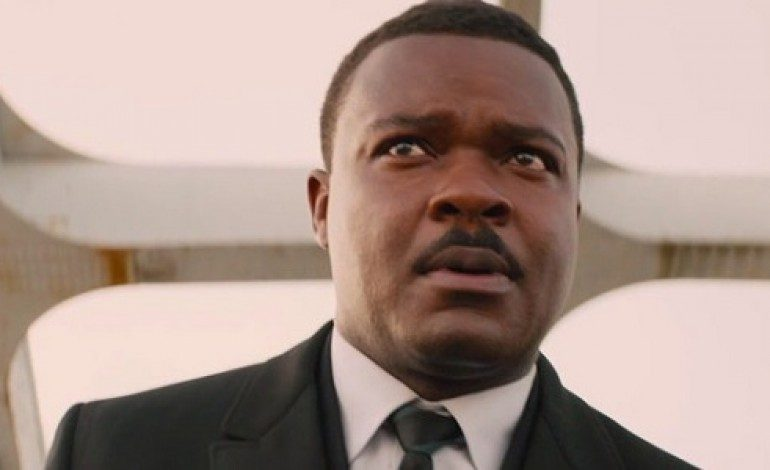 David Oyelowo Producing and Acting in 'Another Day in the Death of America'