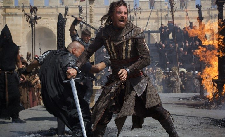 20th Century Fox Releases Two New Stills For 'Assassin's Creed'