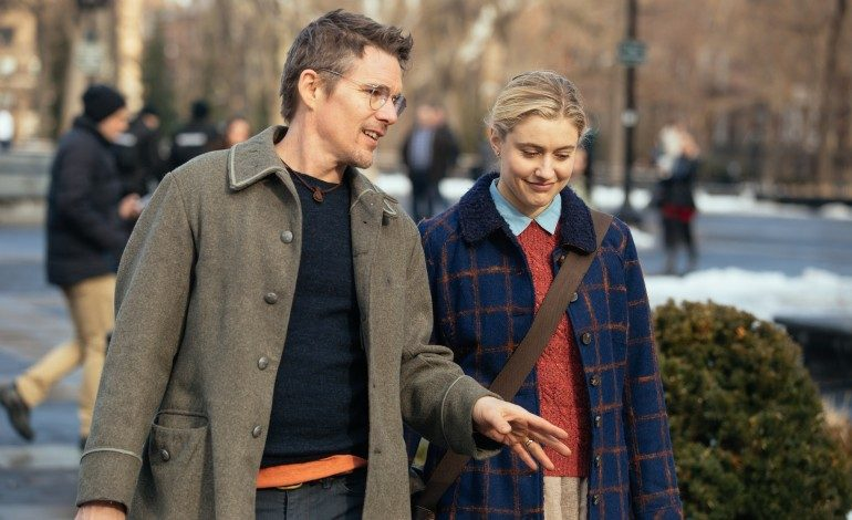Movie Review – 'Maggie's Plan'