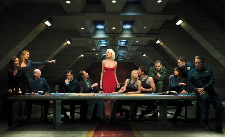 Francis Lawrence and Lisa Joy to Adapt 'Battlestar Galactica' Movie