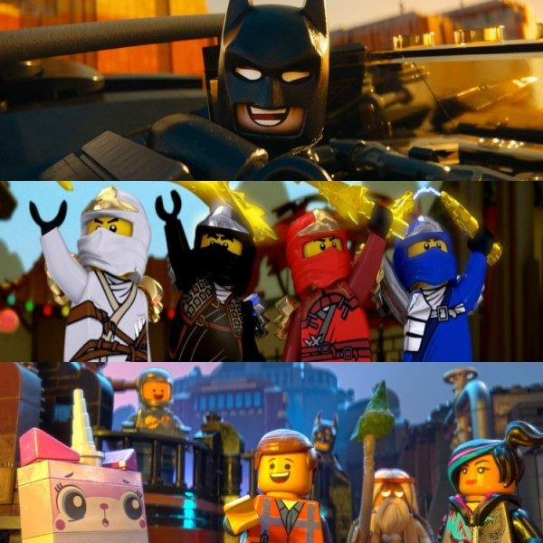 Lego Movie Roster