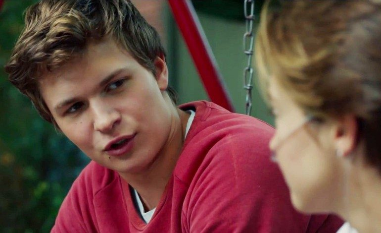 First Look at Ansel Elgort in Edgar Wright's 'Baby Driver'