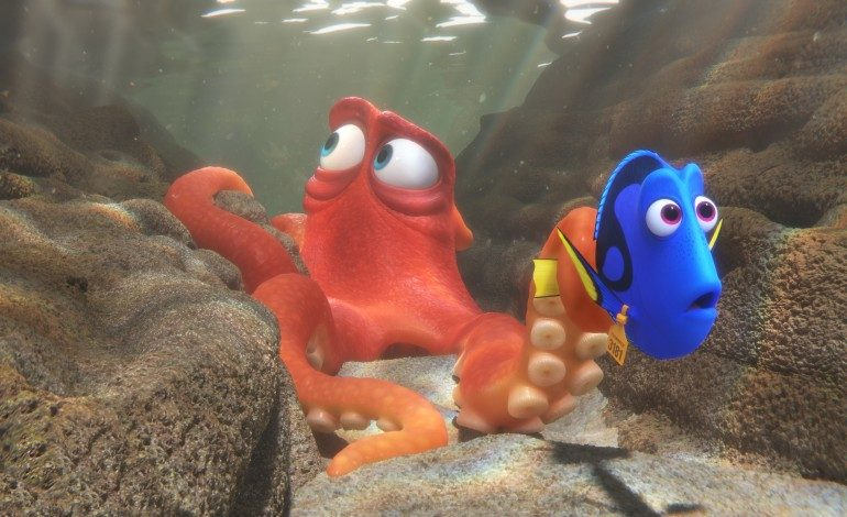 'Finding Dory' on Track for Record Breaking Opening Weekend
