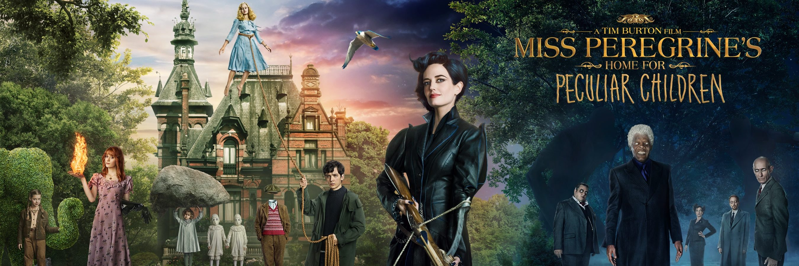 Peregrine S Home For Peculiar Children Watch Online