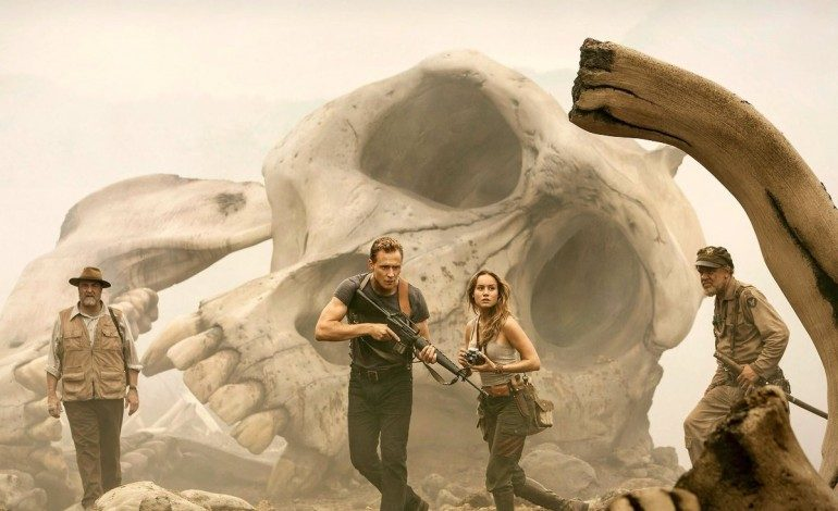 Comic-Con: First Trailer for 'Kong: Skull Island'