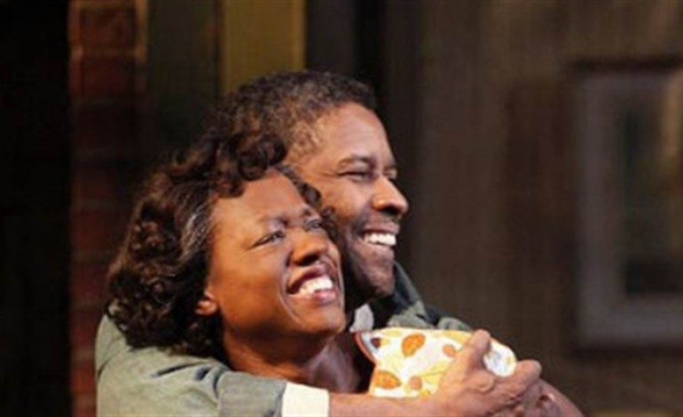 Paramount Dates 'Fences' Starring Denzel Washington and Viola Davis