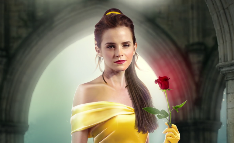 Check Out the Teaser Poster for 'Beauty and the Beast'