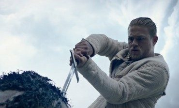Comic-Con: First Trailer for 'King Arthur: Legend of the Sword'