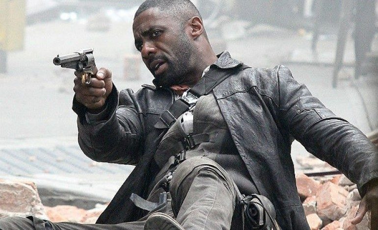 Idris Elba is Done Filming 'The Dark Tower'