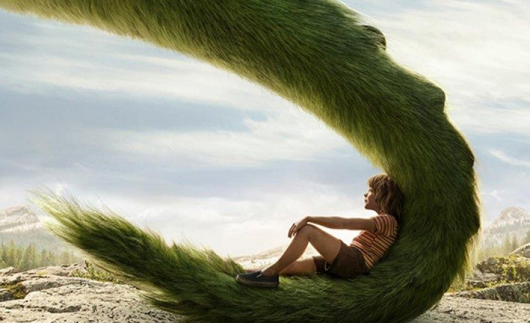 Movie Review – 'Pete's Dragon'