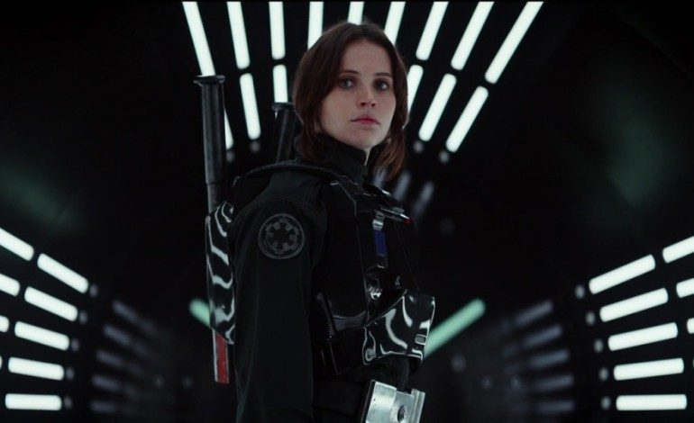 Olympian 'Rogue One' Trailer Finally Arrives