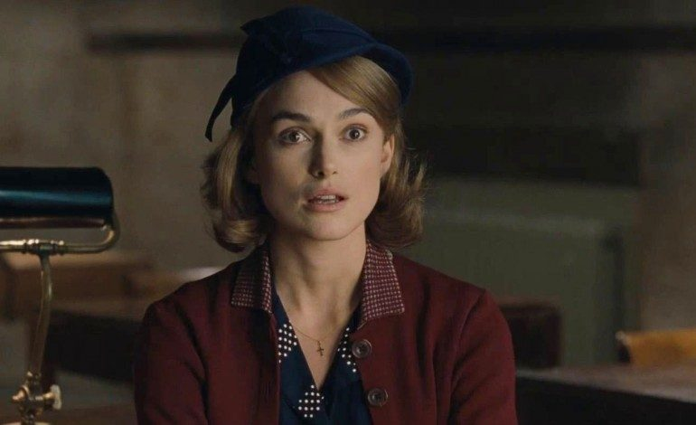 Keira Knightley's Latest Project: an Espionage Film